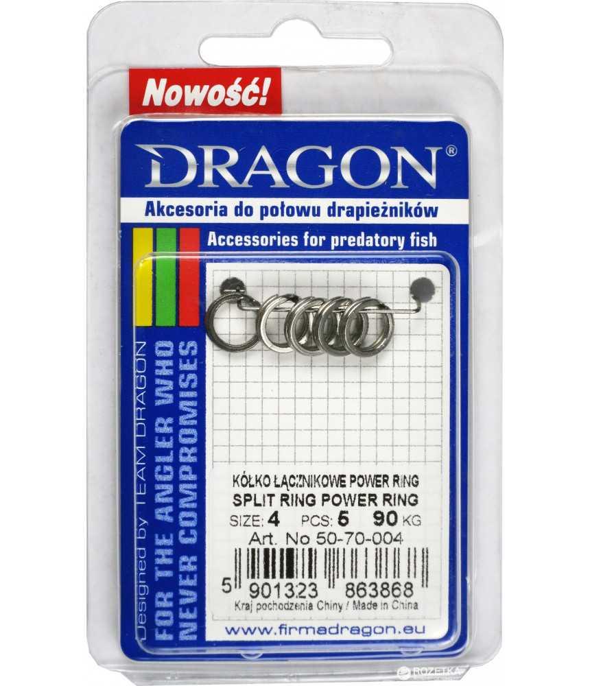 "Žiedeliai blizgėms ""DRAGON Power""  90kg NR. 4"