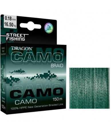 Valas DRAGON STREET FISHING CAMO 150m