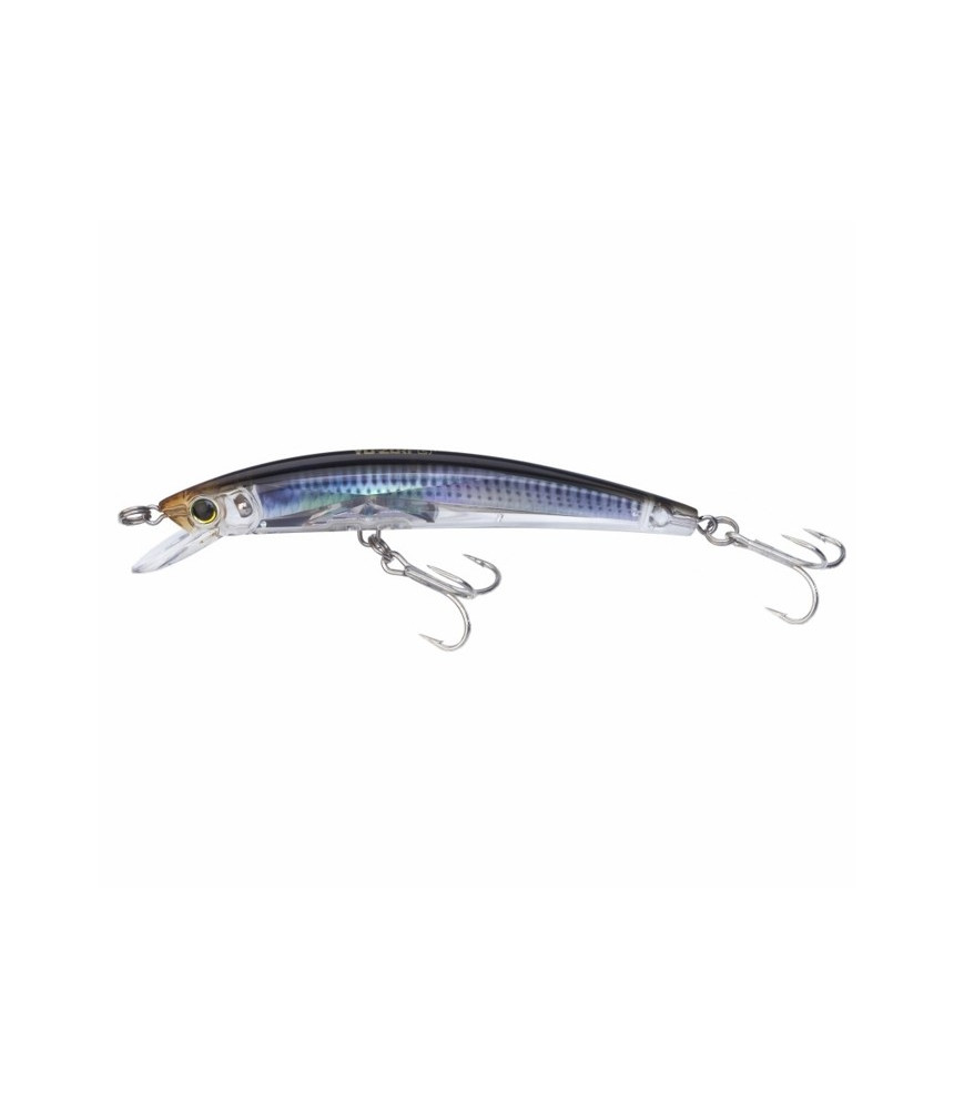 Vobleris Yo-Zuri CRYSTAL 3D MINNOW™ FLOATING Real Mullet