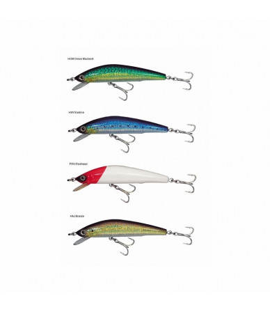 Vobleris Yo-Zuri MAG MINNOW™ FLOATING 105mm/18gr