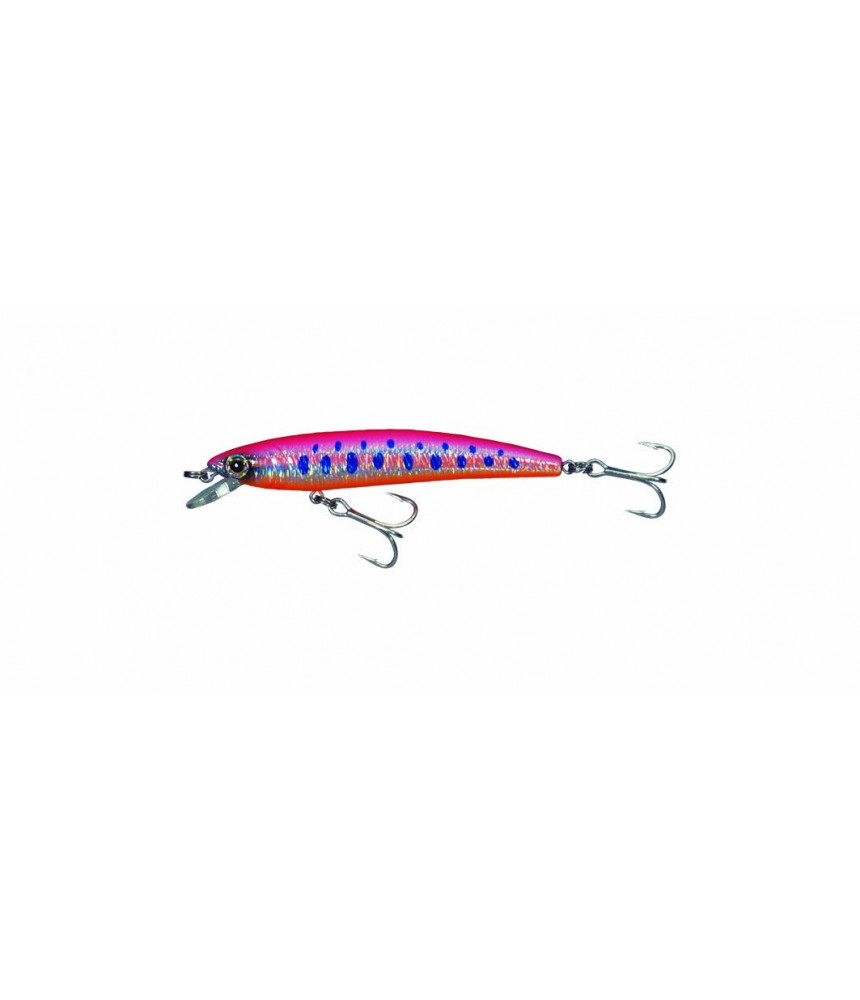 Vobleris Yo-Zuri PINS™ MINNOW FLOATING SHPY