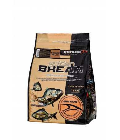 Jaukas GENLOG Golden Bream karšiams 3kg BELGE