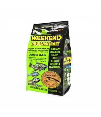 Jaukas GENLOG Weekend karpis, lynas - karosas 5kg