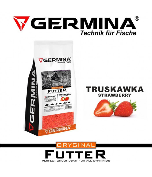 Jaukas GERMINA FUTTER  1 KG -