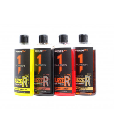Buzeris Genlog LIQUID COMPETITION BUZZER 250ml