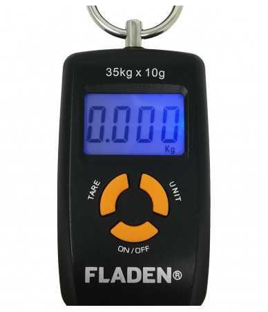 Skaitmeninės svarstyklės Fladen 35kg