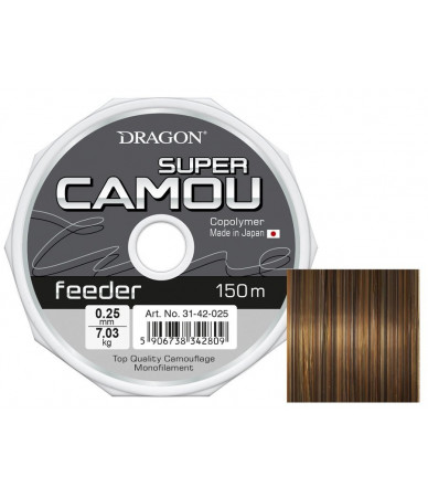 Valas Dragon Super Camou Feeder 150m