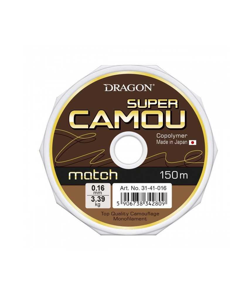 Valas Dragon Super Camou MATCH 150m