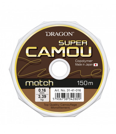 Valas Dragon Super Camou MATCH 150m