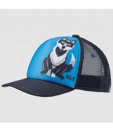 Vaikiška kepurė su snapeliu ANIMAL MESH