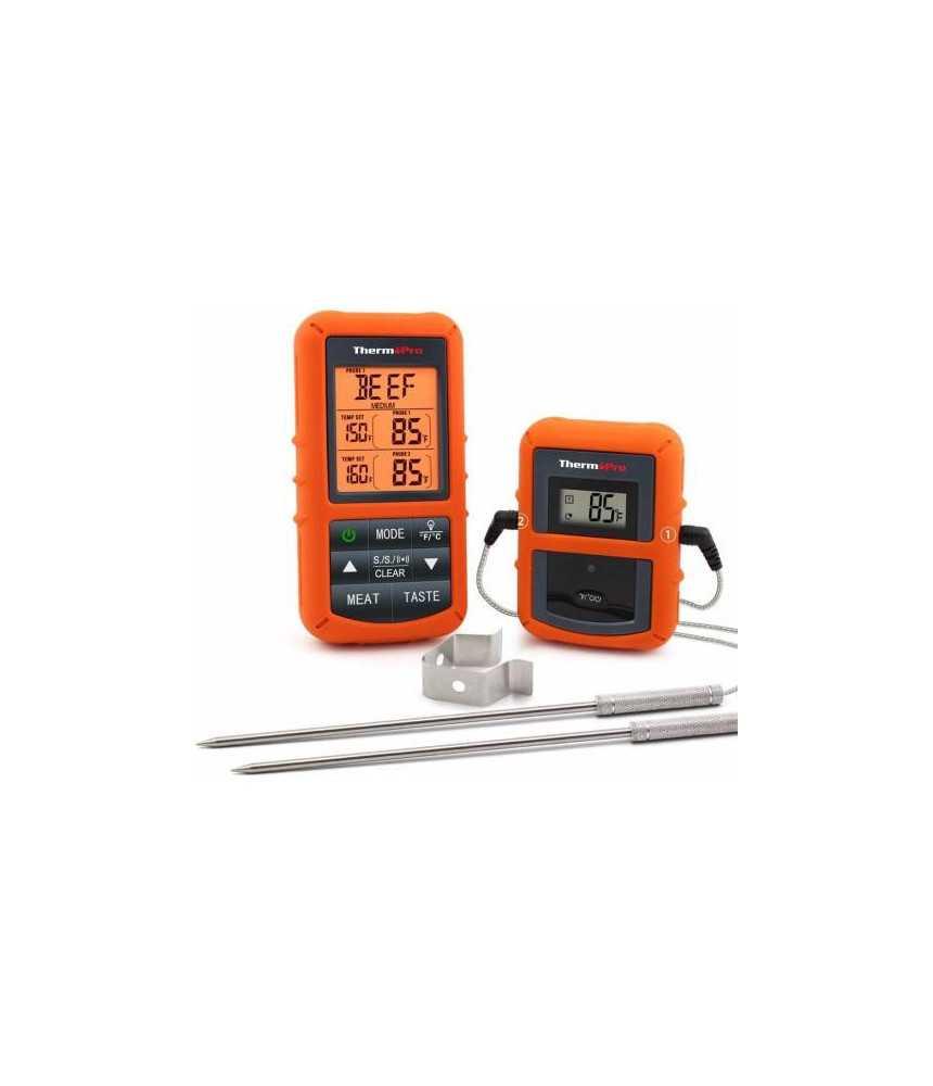 Skaitmeninis bevielis maisto termometras ThermoPro TP-20