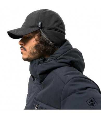 Kepurė su snapeliu žiemai JACK WOLFSKIN STORMLOCK TEMPEL HILL CAP