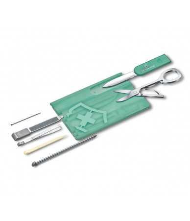 Victorinox Įrankių  kortelė SwissCard Classic  Fresh Energy  0.7145.T