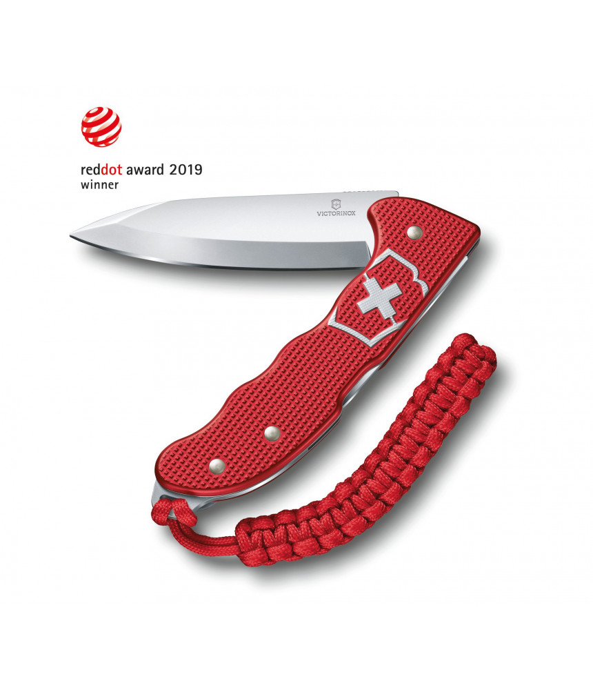 Victorinox Peilis Hunter Pro Alox 0.9415.20 red