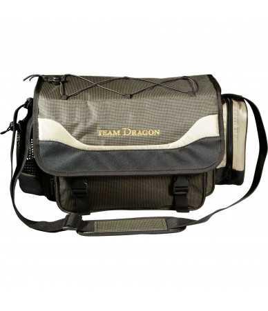 Žvejo krepšys  spiningautojui Dragon CHR-96-11-003