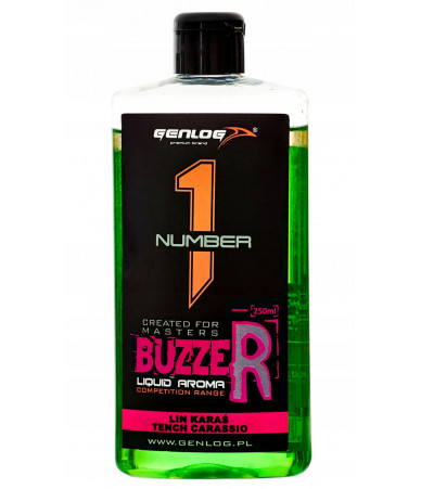 Buzeris Genlog LIQUID COMPETITION BUZZER lynas korosas 250ml