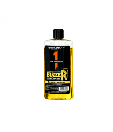 Buzeris Genlog LIQUID COMPETITION BUZZER bananas 250ml