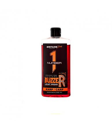Buzeris Genlog LIQUID COMPETITION BUZZER karpiams 250ml