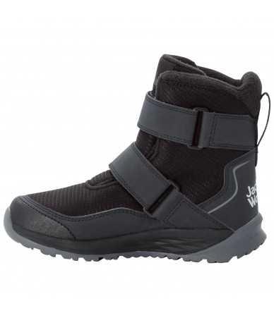 VAIKIŠKI Jack Wolfskin neperšlampami Žieminiai batai POLAR BEAR TEXAPORE HIGH