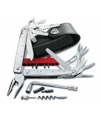 Daugiafunkcinės replės Victorinox Swiss Tool X Plus 3.0338.L