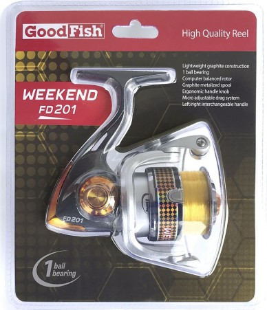 Ritė Robinson Goodfish Weekend FD