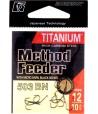 Kabliukai Robinson Titanium Method Feeder 503 BN