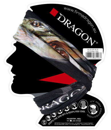 Kaklaskarė Dragon Buff Pike