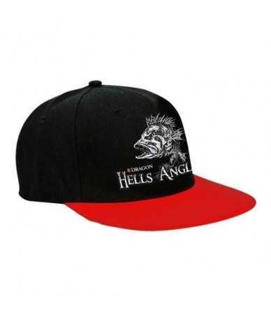 Kepurė su snapeliu Dragon Cap Hells Anglers - Perch
