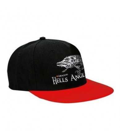 Kepurė su snapeliu Dragon Cap Hells Anglers - Pike