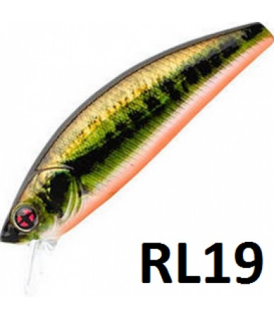 Vobleris Sakura Phoxy Minnow HW S 50 (50 mm – 4,5 g) rl19
