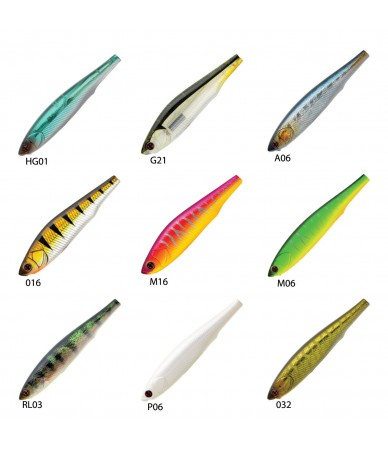 Vobleris SAKURA RUTY MINNOW 70SP, 70mm, 8,2 g