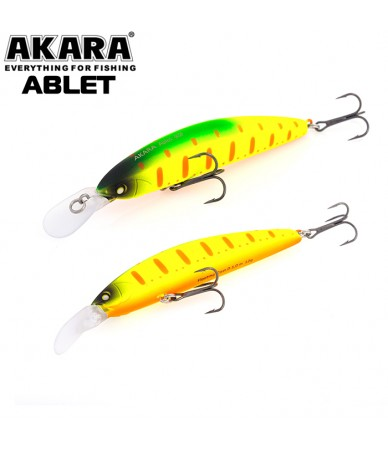 Vobleriai Akara ABLET 90F A161