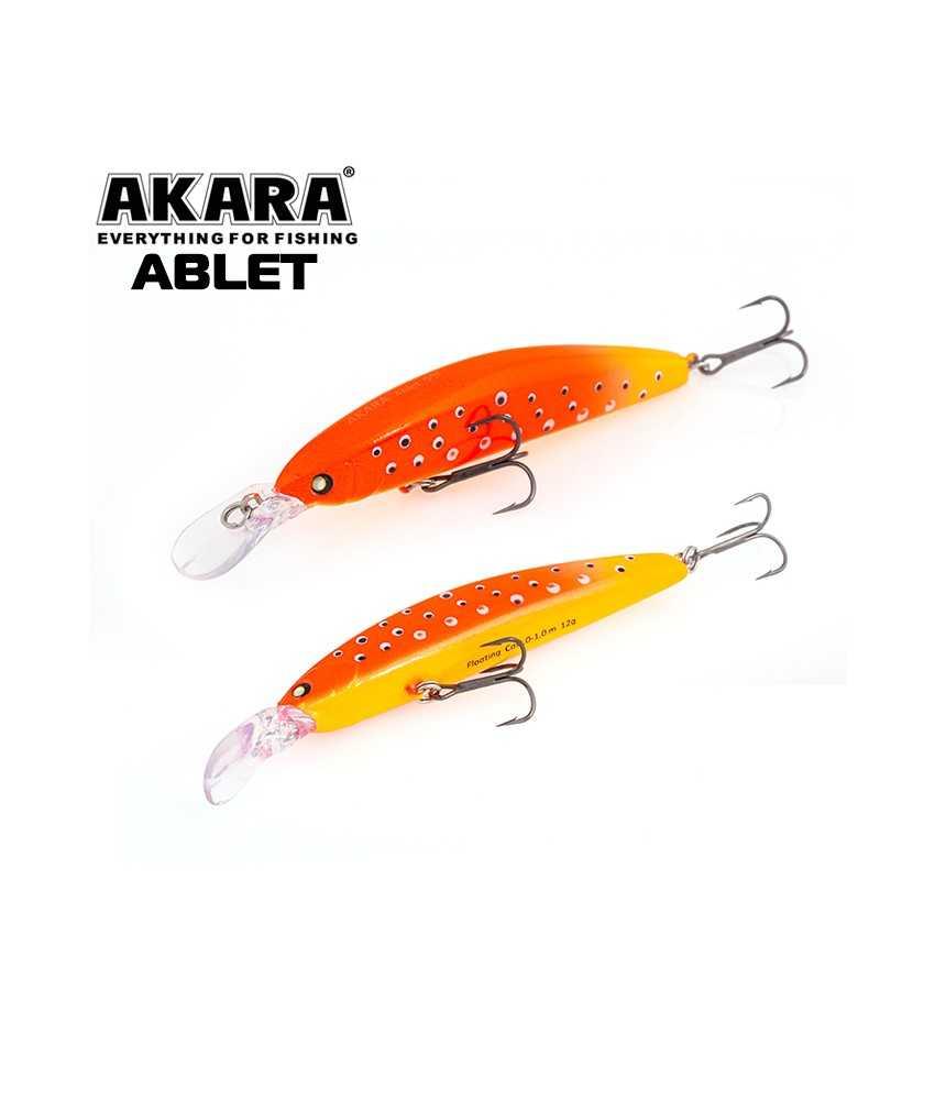 Vobleriai Akara ABLET 90F A170