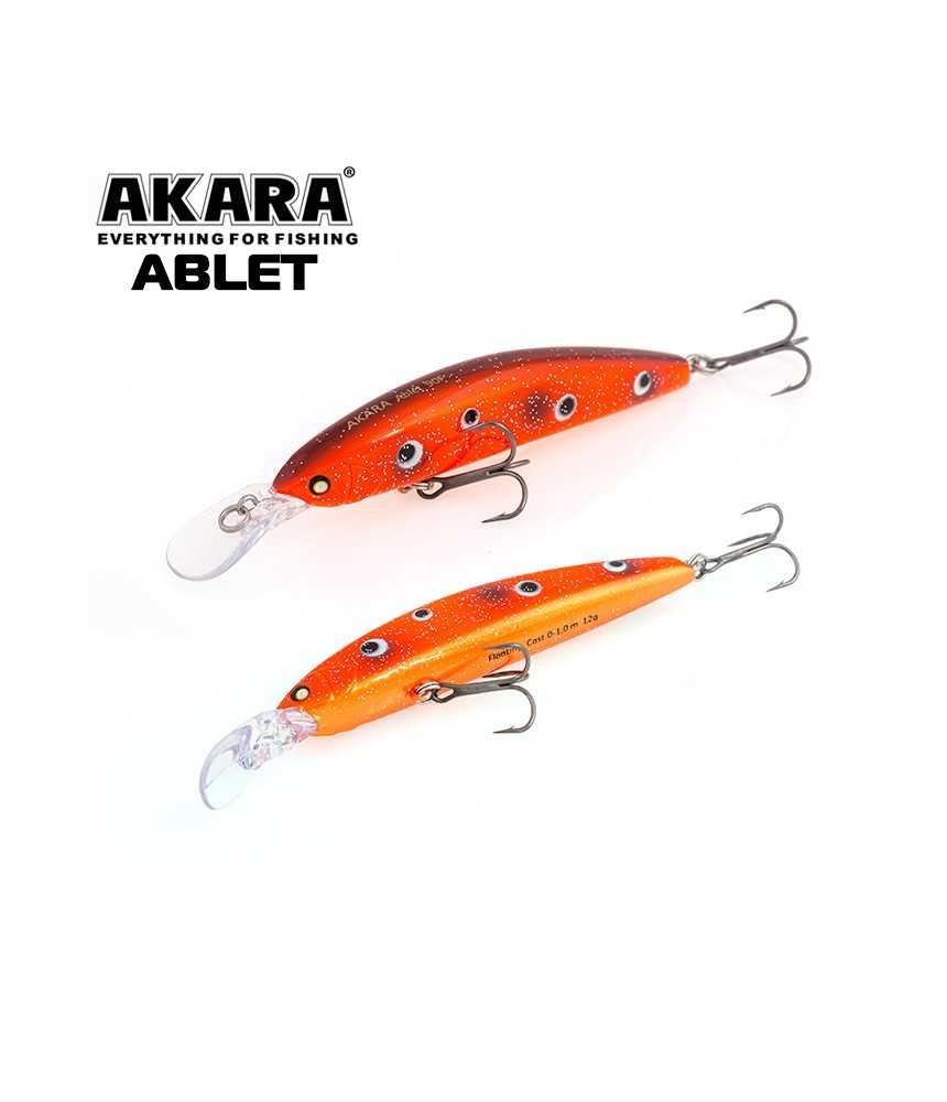 Vobleriai Akara ABLET 90F A173