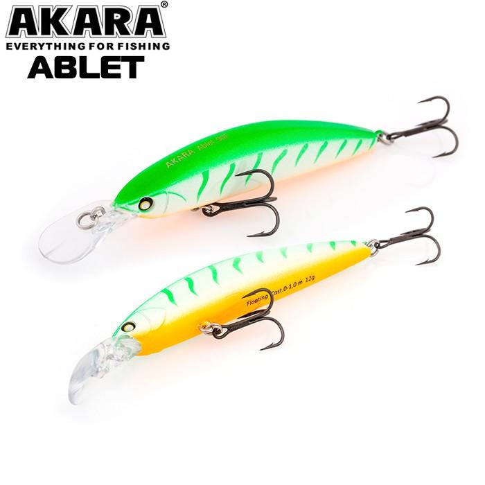 Vobleriai Akara ABLET 90F (90MM 12G)