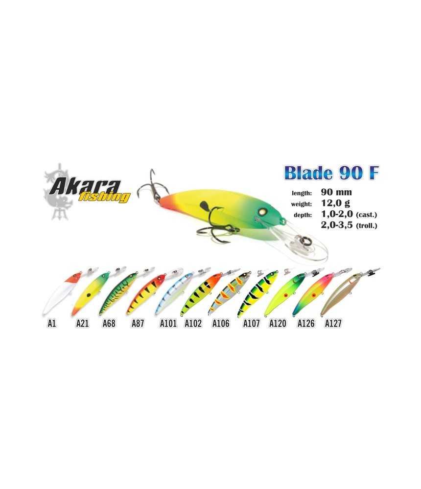 Vobleriai Akara Blade 90F