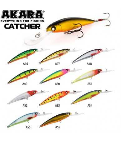 Vobleriai Akara Catcher 100F 14g