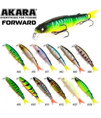 Vobleriai Akara Forward 90SP 8g