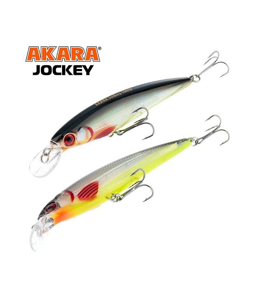 Vobleriai Akara Jockey 100SP 14g A56