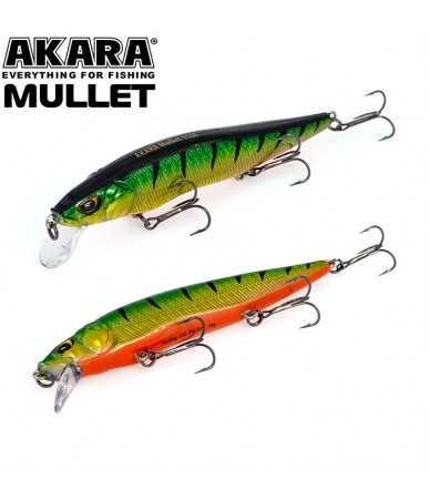 Vobleriai Akara Mullet 110F 14g A99