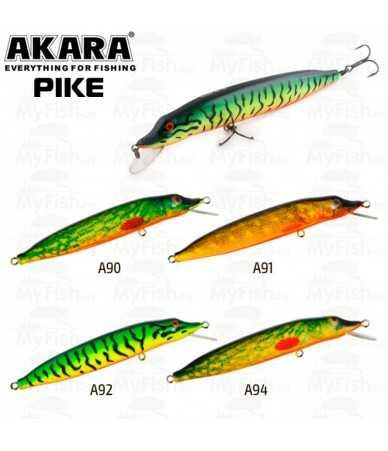Vobleriai Akara Pike 130F...