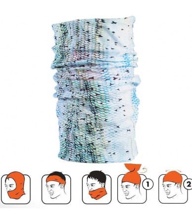 Kaklaskarė Fladen Pixel lax