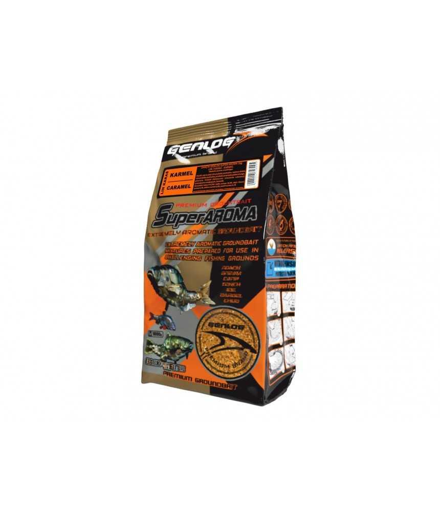 Jaukas Genlog Super Aroma lynas / karosas - marcipanas- 1kg
