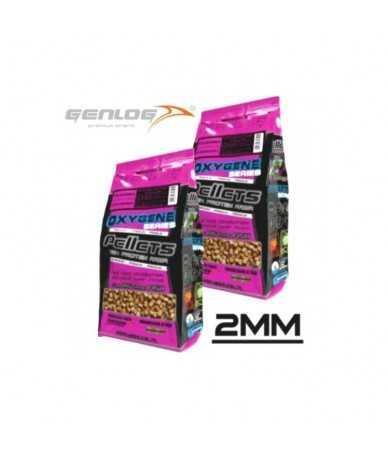 Peletės Genlog Pellet METHOD FEEDER 2mm 0.8kg