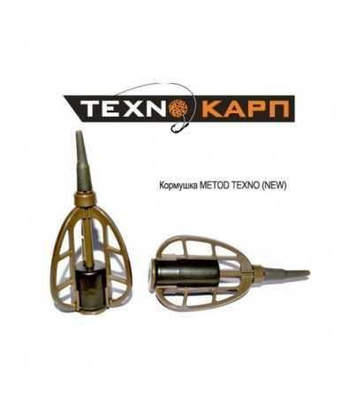 """Šėryklų sistemėlė Technocarp """"METHOD - TECHNO"""" 35g"""
