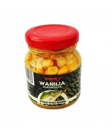 Kukurūzai Marlin 80g vanilė
