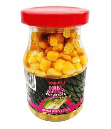Kukurūzai žuvims Marlin 80g /190g mega saldus