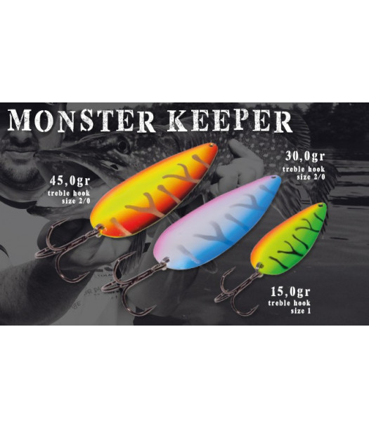 Blizgė Herakles Monster Keeper 15.0 gr
