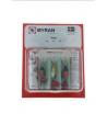 Sukrių rinkinys Myran Wipp Sort. 5-7-10 g