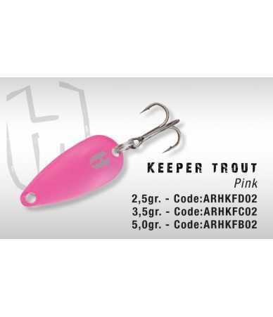 Blizgė Herakles Keeper Trout 3,5 gr